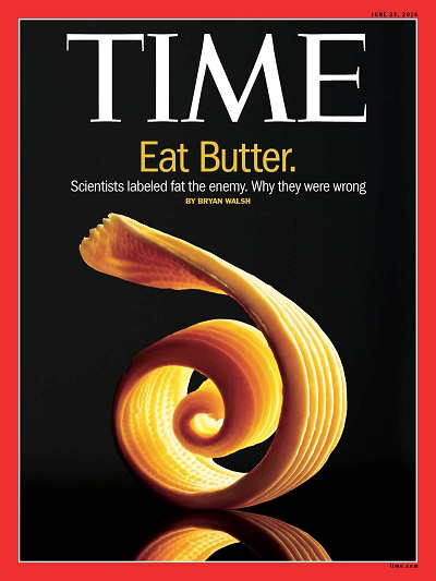 time butter